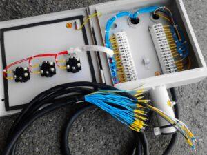 Устройство коммутации электропривода УКП-3-С-1-С